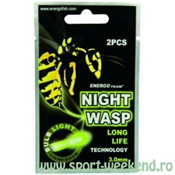 EnergoTeam - Starleti Night Wasp cu Bulb 3,0mm