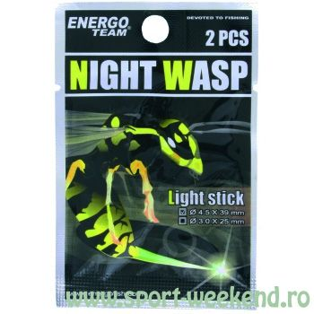 EnergoTeam - Starleti Night Wasp 3,0mm