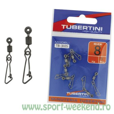 Tubertini - Agrafa culisanta TB-3105 nr.10