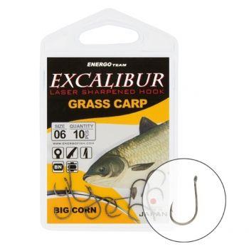 EnergoTeam - Carlige Excalibur Big Corn NS nr.1/0
