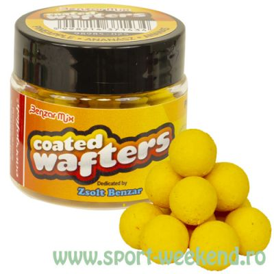 Benzar Mix - Coated Wafter 8mm - Ananas