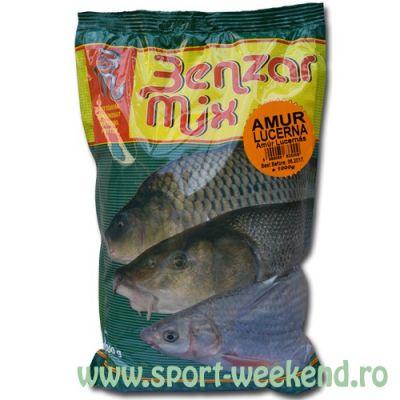 Benzar Mix - Nada Amur-Lucerna 3kg