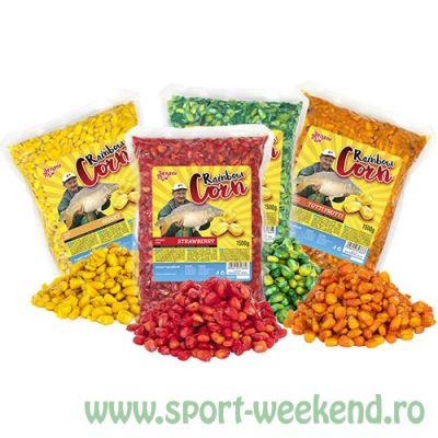 Benzar Mix - Porumb Rainbow Corn Usturoi 1,5kg