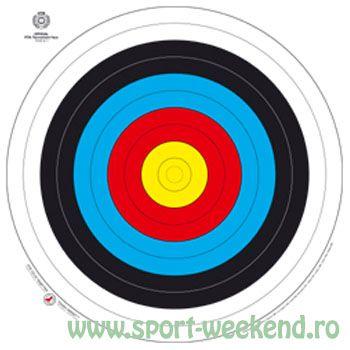 World Archery - Tinta Hartie 80cm