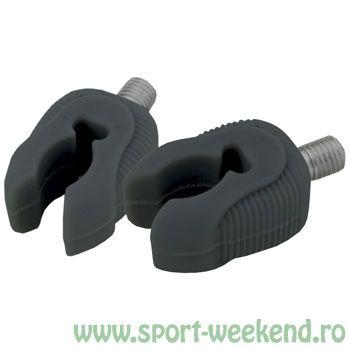 Carp Pro - Suport lansete Soft negru M 2/set