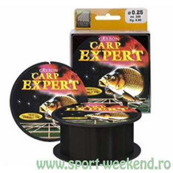Carp Expert - Fir Carbon Carp 300m - 0,30mm
