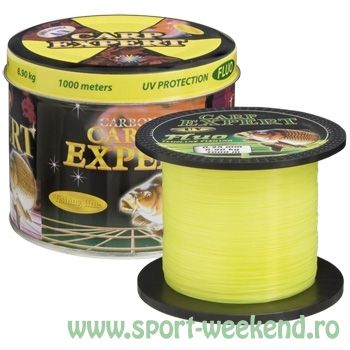 Carp Expert - Fir UV Fluo Carp 0,35mm - 1000m - 14,9kg