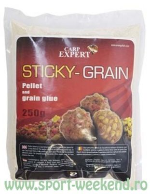 Carp Expert - Sticky Grain 250g - Capsuni