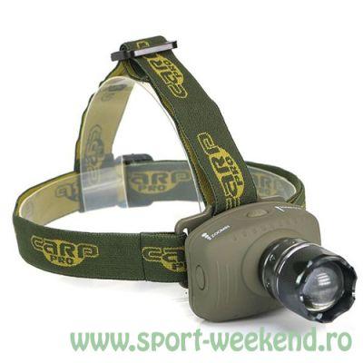 Carp Pro - Lanterna frontala CPX102-3W