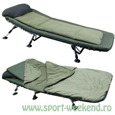 Carp Pro - Pat Relax + sac de dormit