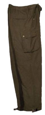 Indiform - Pantaloni Green-Wood nr.2XL