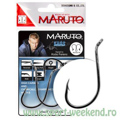 Maruto - Carlige 4310 by Koos Ferenc nr. 6/0 (4buc/plic)