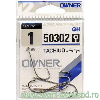 Owner - Carlige 50302 Tachiuo nr.1