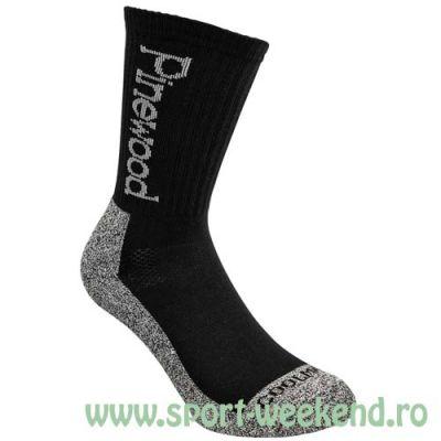Pinewood - Sosete Coolmax Black - nr.40-42