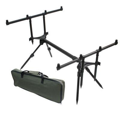 Carp Expert - Rod Pod Neo Compact, 4 Posturi