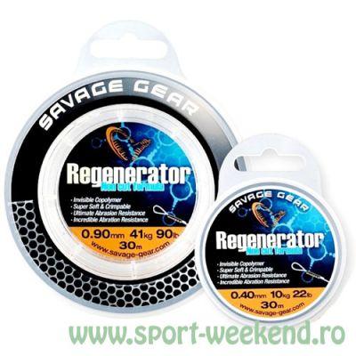 Savage Gear - Fir monofilament Regenerator 0,40mm - 10kg -  30m
