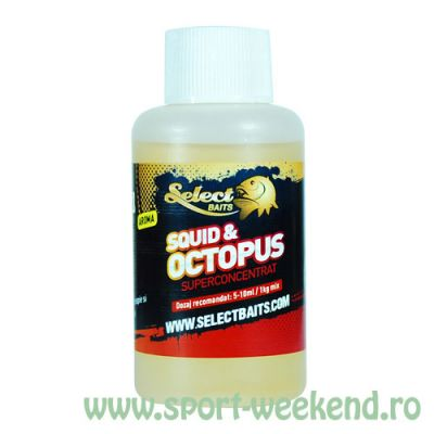 Select Baits - Aroma Squid & Octopus 50ml