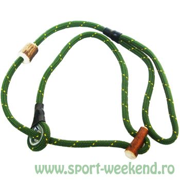 Tapel - Lesa pentru caini 70cm - verde