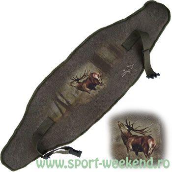 Wildzone - Centura de protectie talie imprimeu cerb S-XL